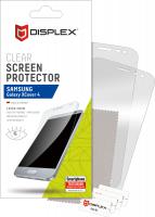 "DISPLEX Displayschutzfolie (2Stk) ""Easy-On"" f. Galaxy Xcover 4"