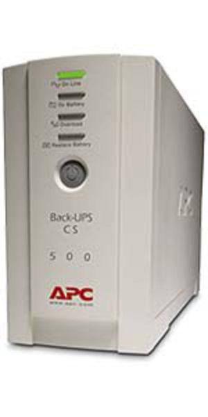 APC Back-UPS CS 500 VA Multipath, USB