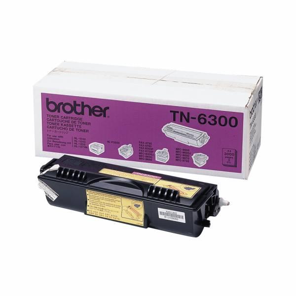 Brother TN6300 Original Schwarz 1 Stück(e)